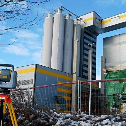 zaměření stavby ručním skenerem