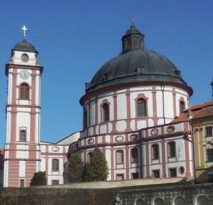3D skenování – kostel Sv. Markéty v Jaroměřicích nad Rokytnou