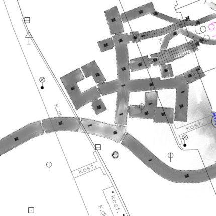 3D skenování chodeb v JIhlavě pod náměstím